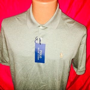 POLO BY RALPH LAUREN MENS MEDIUM SOFT TOUCH NWT